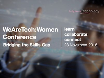 WeAreTech:Women Conference