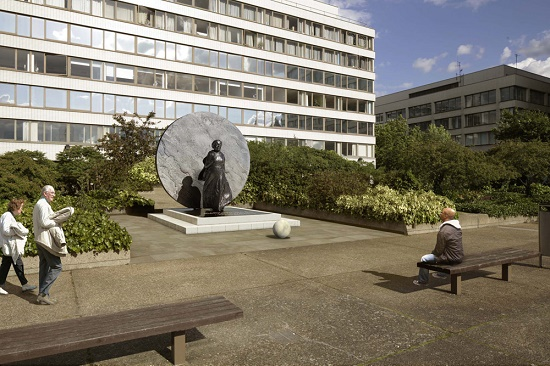 Mary Seacole memorial, Miller Hare