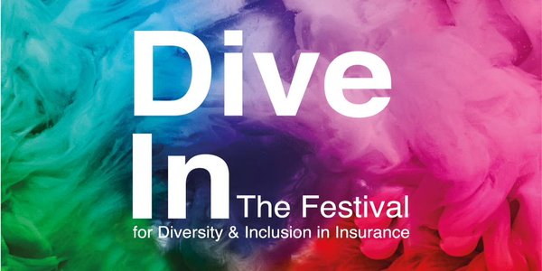 Dive In The Festival logo