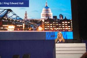 Carmina Lees, Director, Security Business Unit, UK & Ireland at IBM