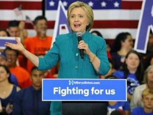 Hillary Clinton featured