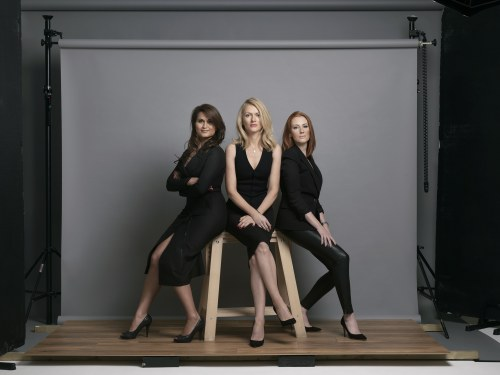 Lindy Staadecker, Anoesjcka Gianotti & Michelle Parekh   Founders of Students of Design (SODS)