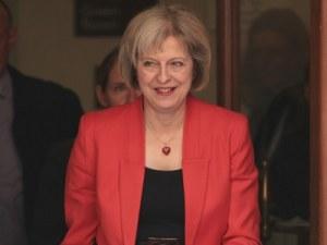 Theresa May - Via Shutterstock