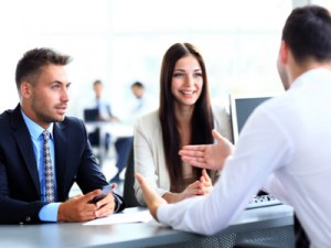 Job Interview - Via Shutterstock