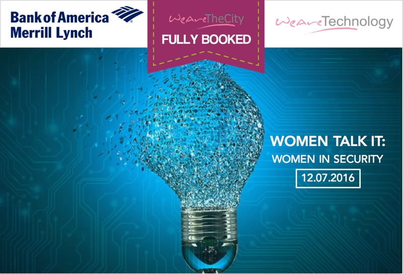 Women Talk IT - Fully Booked EVENT