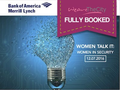Women talk IT - Event - Fully Booked