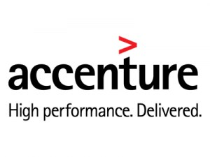Accenture logo - workplace equality