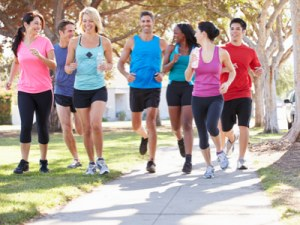 Team Exercise - Via Shutterstock - Team building