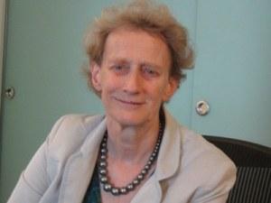 City Eye talks to Professor Dame Athene Donald, Gender Equality Champion (F)