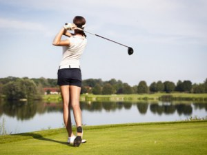 Equal numbers of male and female golfers will take part in the Rio Olympics (F)