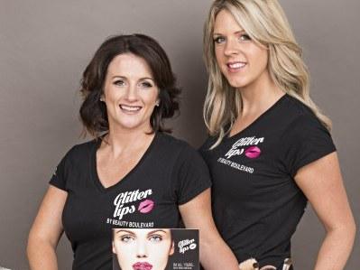 Rachel De Caux and Paula Short founders of Beauty Boulevard