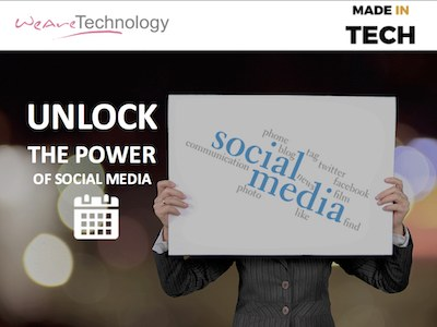 Made in Tech - Unlock social media event - WeAreTechnology IT Event(2)