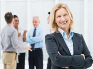 Female Manager - Via Shutterstock - The DNA of a female manager