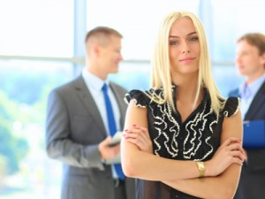 Woman CEO - Via Shutterstock