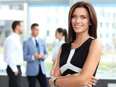 Business woman - Via Shutterstock