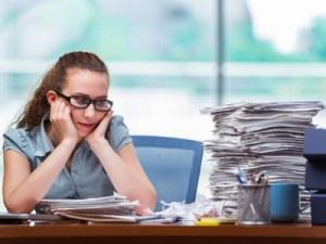 Annoyed Business woman - Via Shutterstock