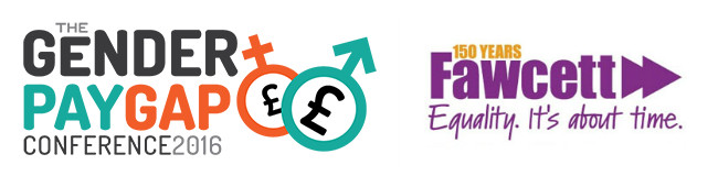 WeAreTheCity shows support for the Gender Pay Gap Conference 2016
