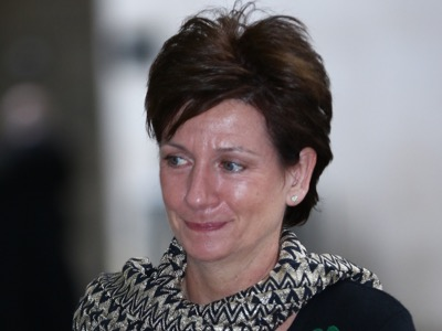 Diane James, UKIP Leader 2016