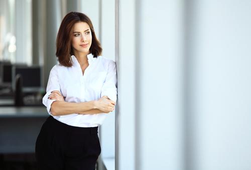 confident working women, trusting their instincts