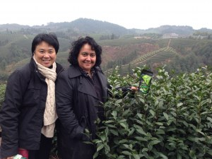 hua-and-sophia-in-the-tea-plantation-in-china