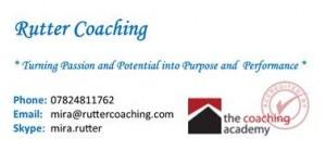 Rutter Coaching