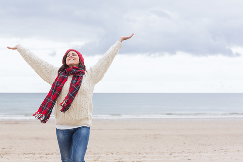 happy-woman-during-winter-winter-blues