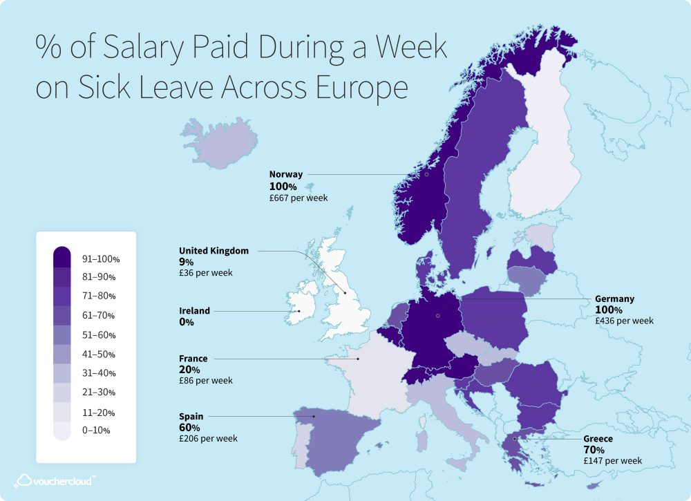 a-week-of-sick-pay-across-europe-map