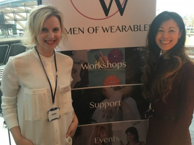 Michelle Hua & Marija Butkovic from Women of Wearables