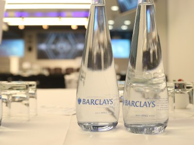 Water at Barclays