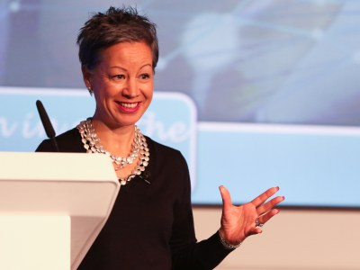 Jacqueline de Rojas, Executive Vice President (Europe) at Sage and President of techUK