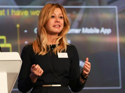 Agata Cooper, Senior Manager, Digital/Mobile Stategy at Accenture