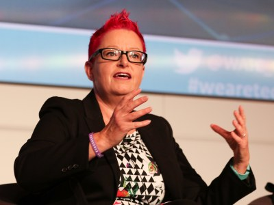 Dr Sue Black, Author of Saving Bletchley Park and Government Digital Services Advisor
