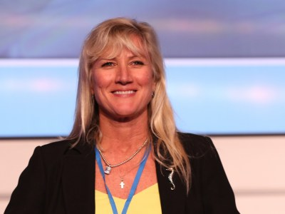 Maggie van'T Hoff, CIO, Shell