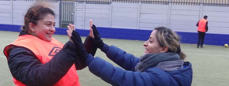 Manisha Tailor MBE - supporting mental health through sport