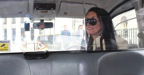 victoria, female taxi driver