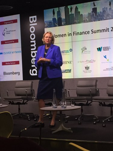 Jayne-Anne Gadhia at Women in Finance Summit