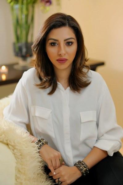 Lujaina Kharusi founder of Envago