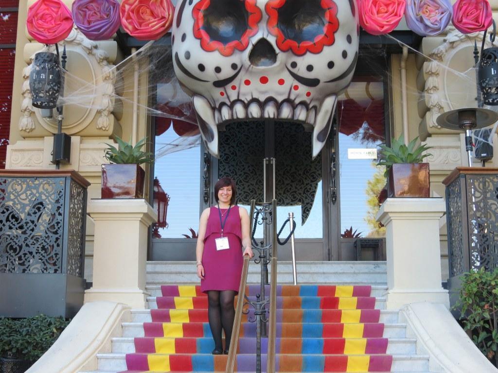 Rheanna-Marie Hall in Monaco