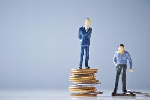 working class pay gap