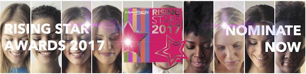 Rising Stars 2017 - nominate now