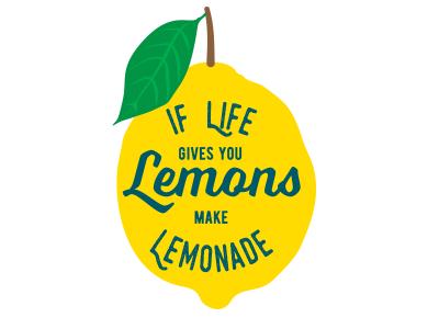 if life gives you lemons blog