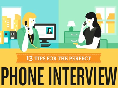 13 Tips for the Perfect Phone Interview_Women featured