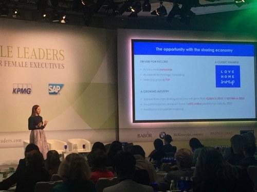 Debbie Wosskow, Global Female Leaders Summit