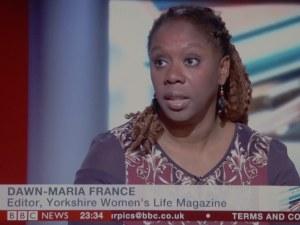 Dawn Maria France BBC