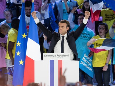 emmanuel macron featured