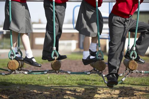 gender neutral school uniforms