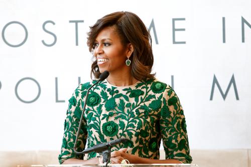 michelle obama, let girls learn