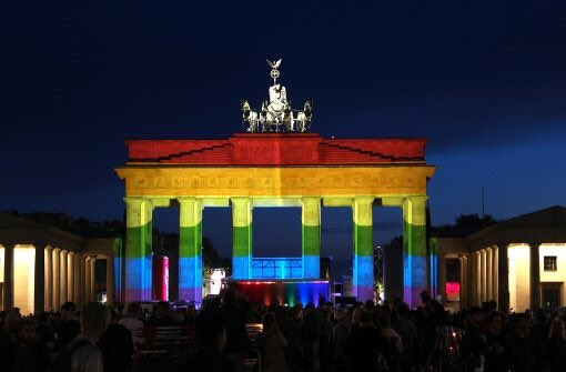 germany legalise gay marriage