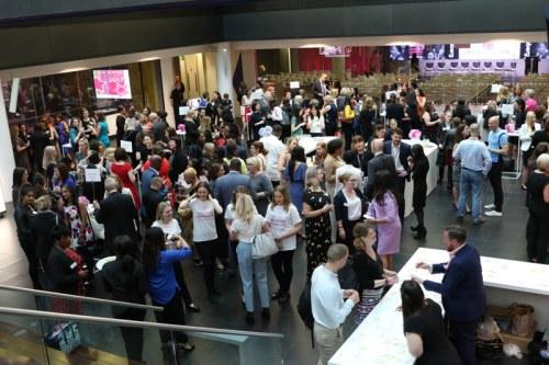 Rising Stars Shortlist celebration event
