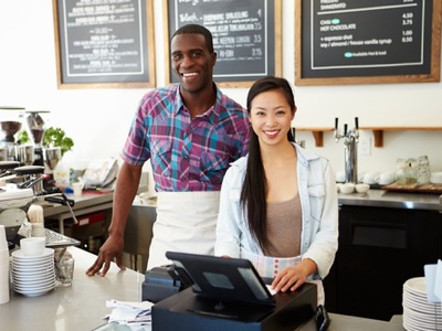 diverse couple running SMEs featured